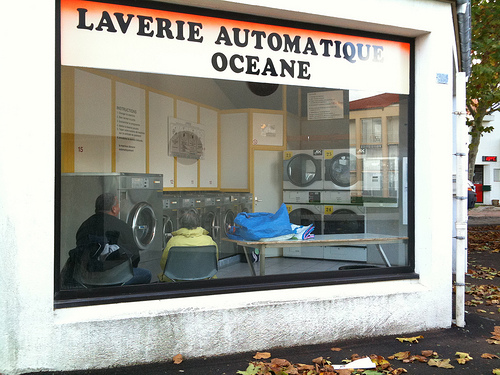 Laverie automatique